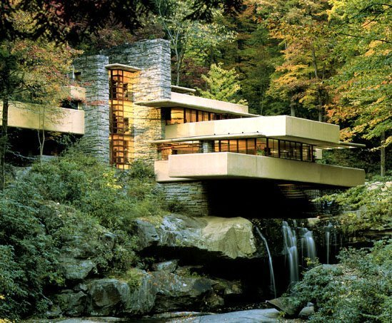 famous american architecture. Modren Famous Frank Lloyd Wright And His Legacy On Famous American Architecture E
