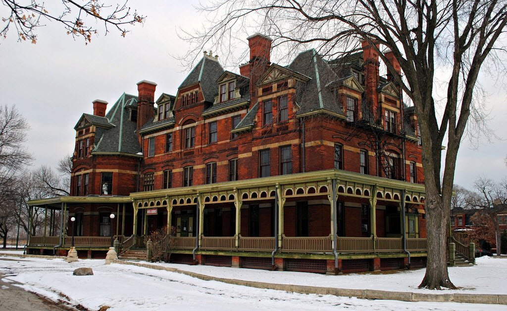 Pullman Unique Historic Town In Chicago Neighborhood