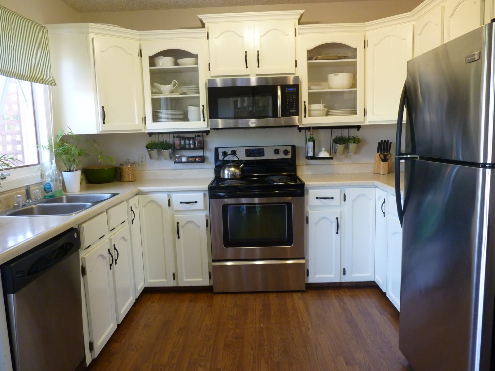 Renovating A Small Kitchen Awesome With Kitchen Cabinets Over Range Microwave Pictures