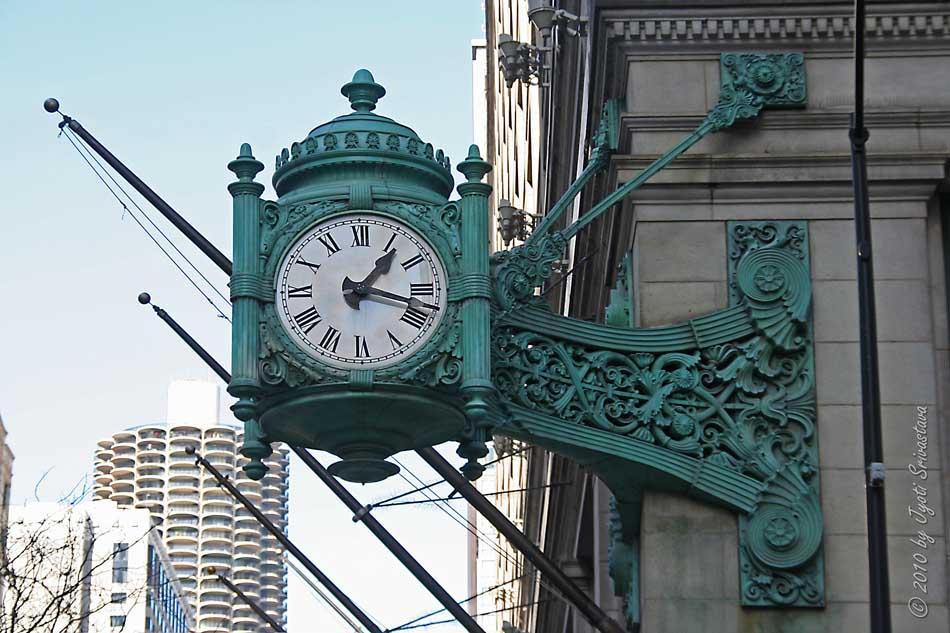 great clocks