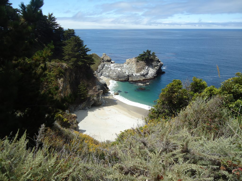 Beautiful View near Big Sur, California!