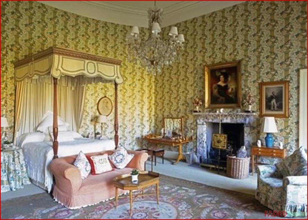 lady gaga scotland house interior 2