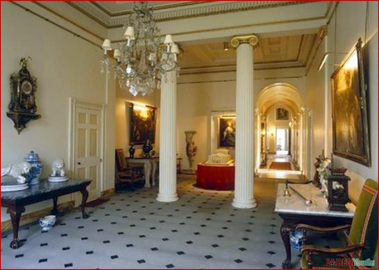 lady gaga scotland house interior 3