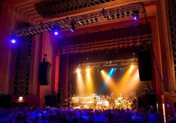 Coronet, theatre at risk