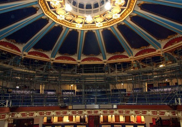 Theatres at risk #1