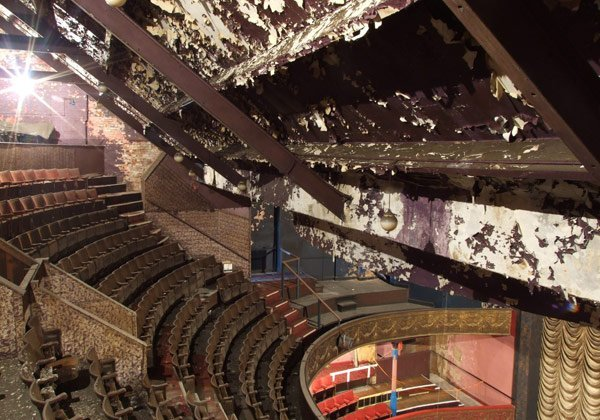 Theatres at risk #4