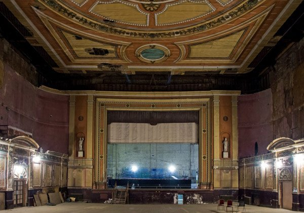 Theatres at risk #5