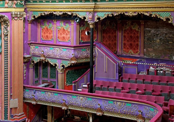 Theatres at risk #6