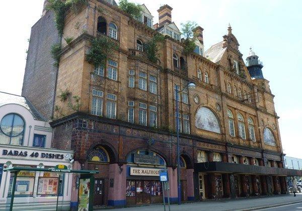 Theatres at risk #7