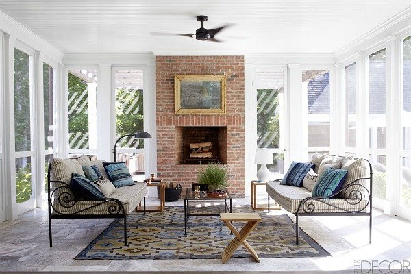 Bobby Flays Hamptons House Elle Decor 2 ...