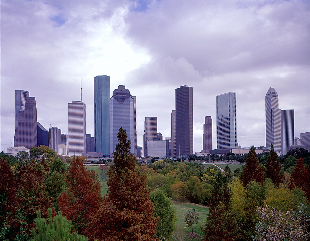 Houston-Texas-Skyline
