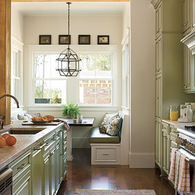 Styles of Kitchens, Renovating a Kitchen yourself DIY