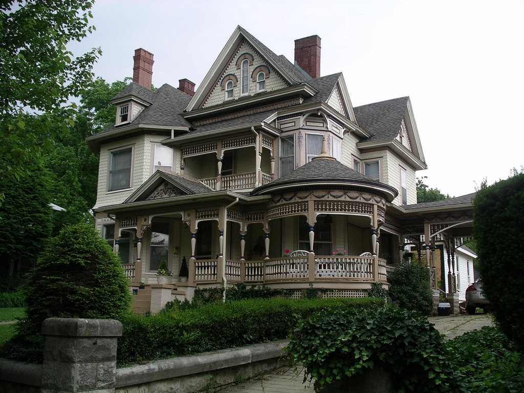 victorian architecture era houses homes late gothic schemes buildings designs steampunk colors porch mansions panoramio pretty wallpapers indiana influence urban