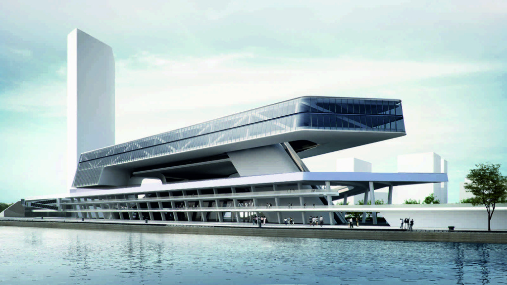 Kaohsiung Port And Cruise Service Center By Jet Architecture02