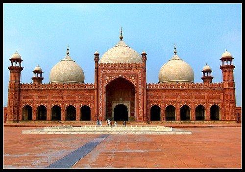 Badshahi-Masjid-Lahore-Pakistan