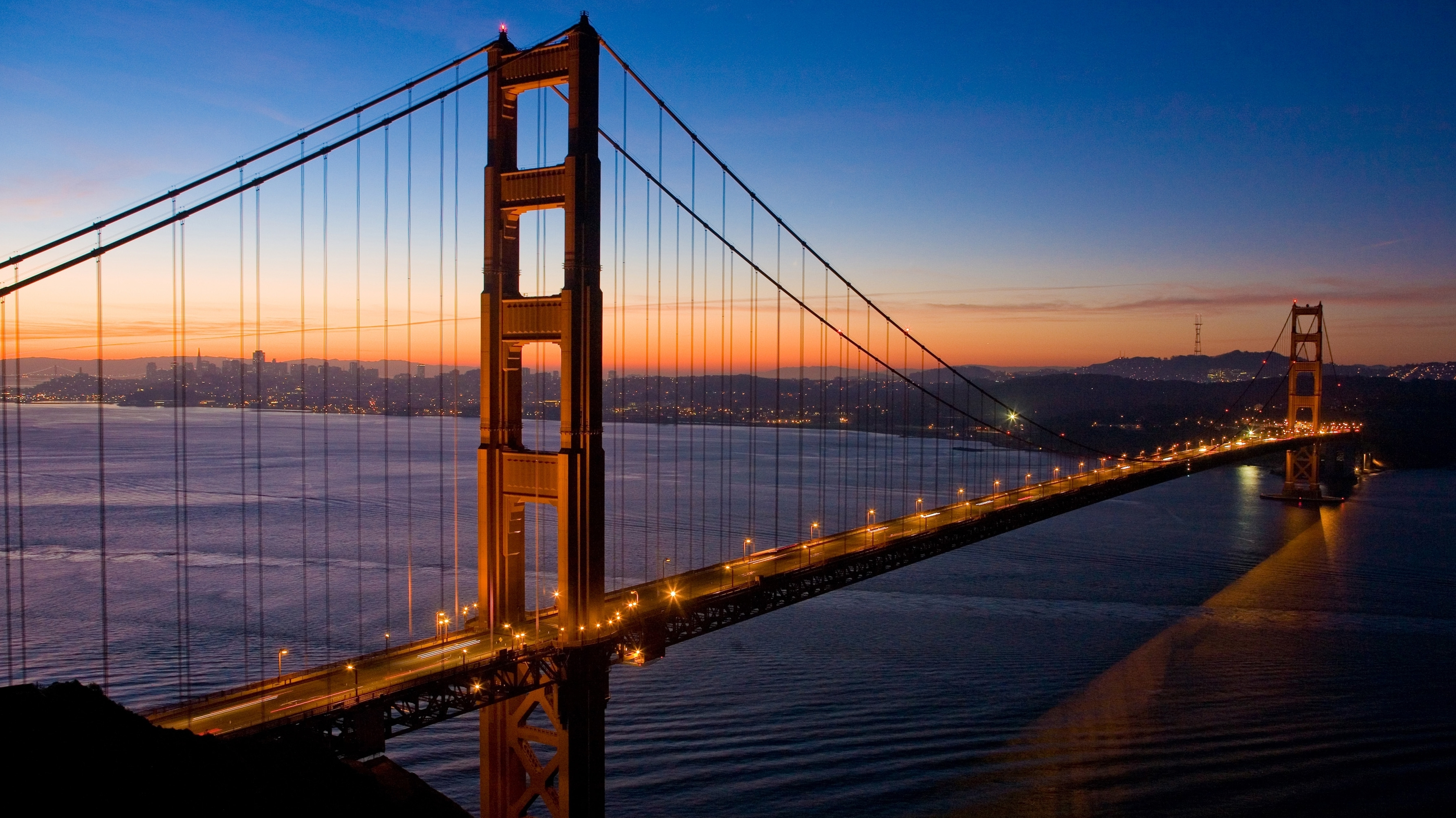 why the golden gate bridge is an engineering marvel