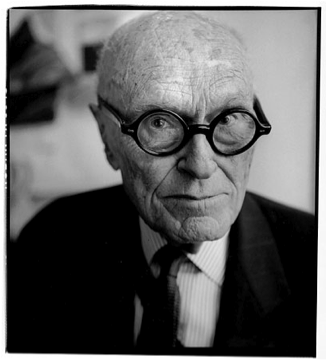 Philip Johnson is another prime example of an inspirational all aspiring architects need to study.
