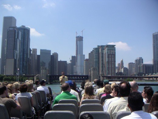 architecture boat tour of chicago coupons and review