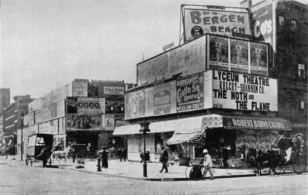 Longacre_Square,_New_York_City,_1880