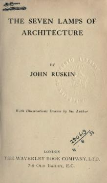 page9-220px-Ruskin_-_The_Seven_Lamps_of_Architecture.djvu