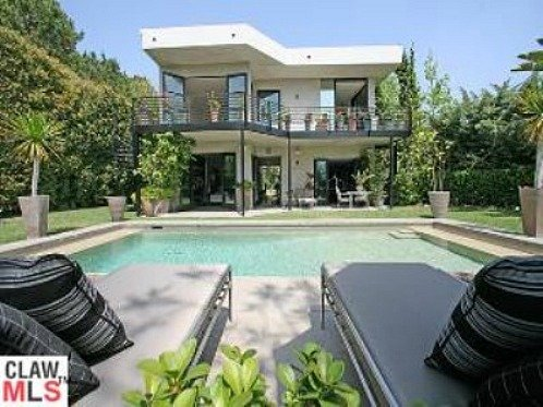 Nicole-Kidman-Keith-Urban-Beverly-Hills-houseKeith Urban House
