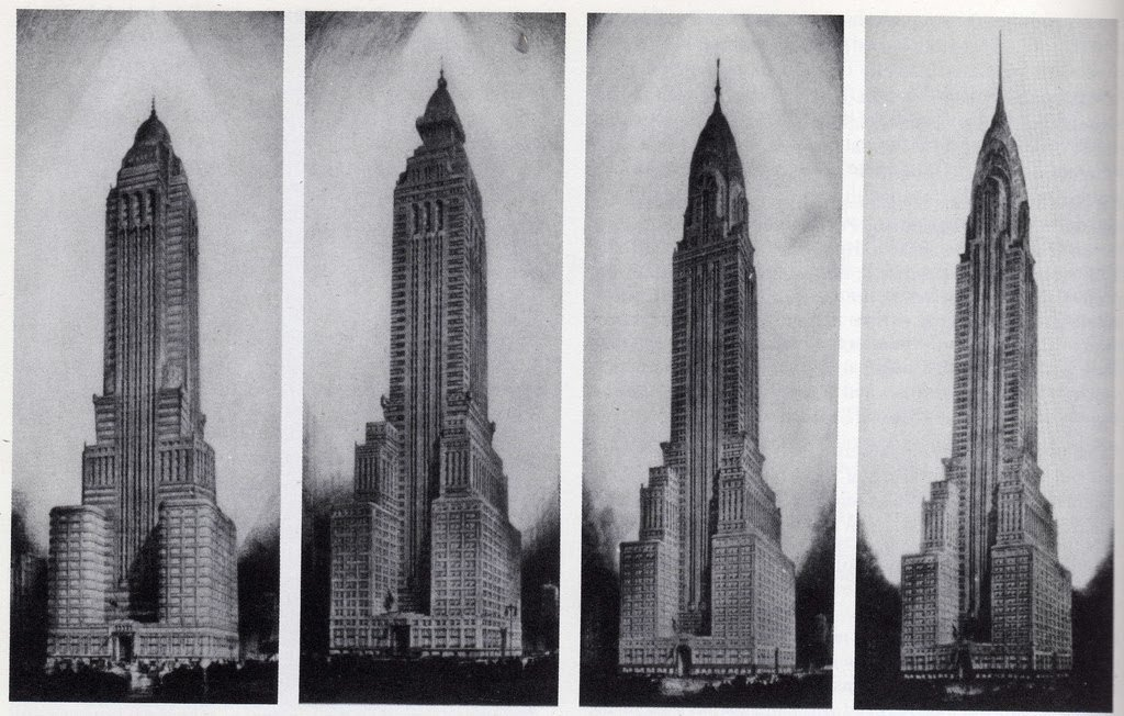 Walk-In-New-York-Evolution-of-Chrysler-Building-Van-Alen-s-renderings-1928-29.