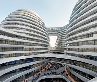 201301-w-worlds-coolest-futuristic-buildings-galaxy-soho-building-beijing