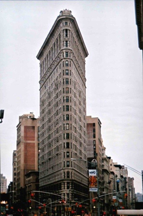The History And Architecture Of The Flatiron Building New
