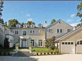 Harrison-Ford-Calista-Flockhart-buy-new-house-in-LA