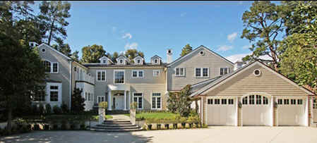 Harrison-Ford-Calista-Flockhart-buy-new-house-in-LA
