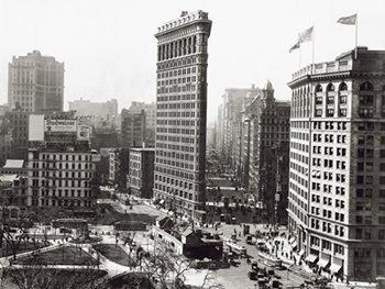 Flatiron Building, 1916