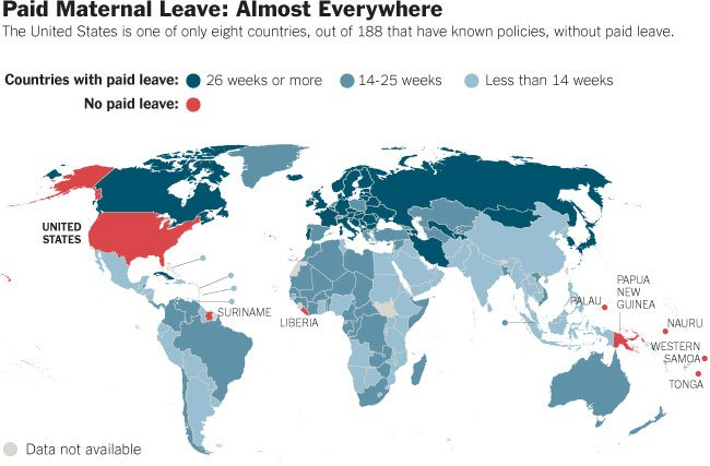 paid-maternal-leave-by-country