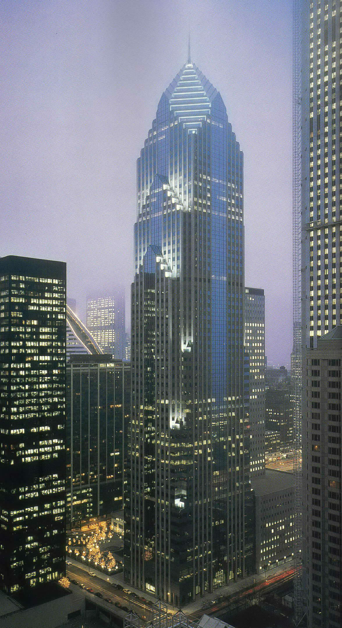 The History And Architecture Of Two Prudential Plaza