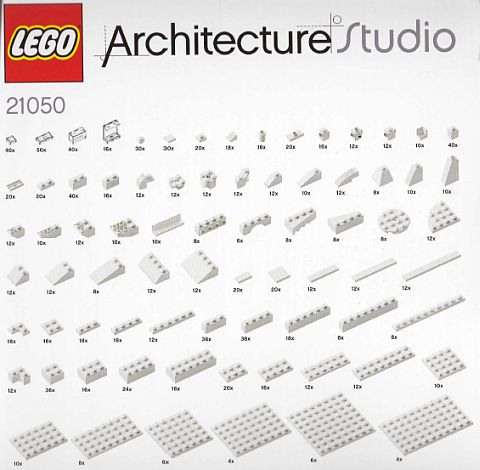 LEGO-Architecture-Studio-Elements