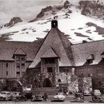 Timberline Lodge, Mt. Hood, Oregon Exterior shots for 'The Shining'