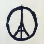 Paris Peace sign