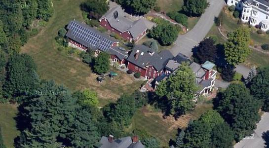 Stephenkingshouse aerial