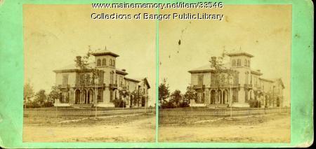 William Arnold House 1870