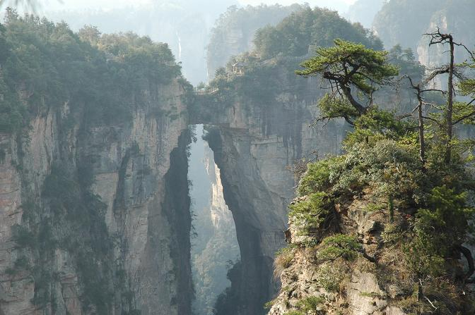 Zhangjiajie-first-bridge-Philip-Lai
