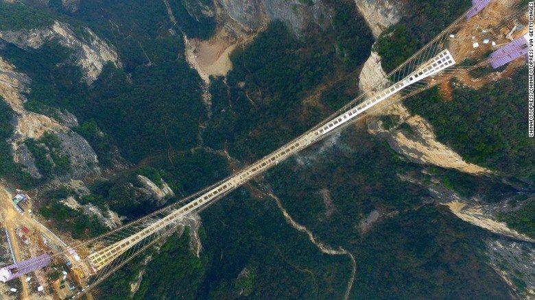 Zhangjiajie Glass Bridge