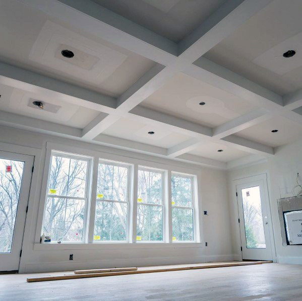 Here Are The Different Types Of Ceilings Used In Various