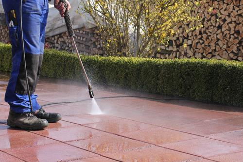 Pressure cleaning professional Melbourne