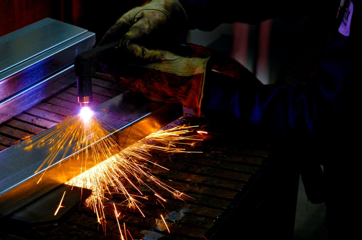 plasma cutting basics