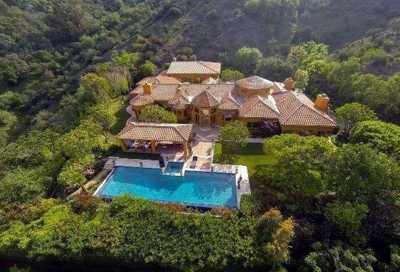 Bruno Mars House