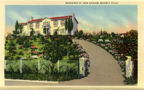 Jean Harlow House