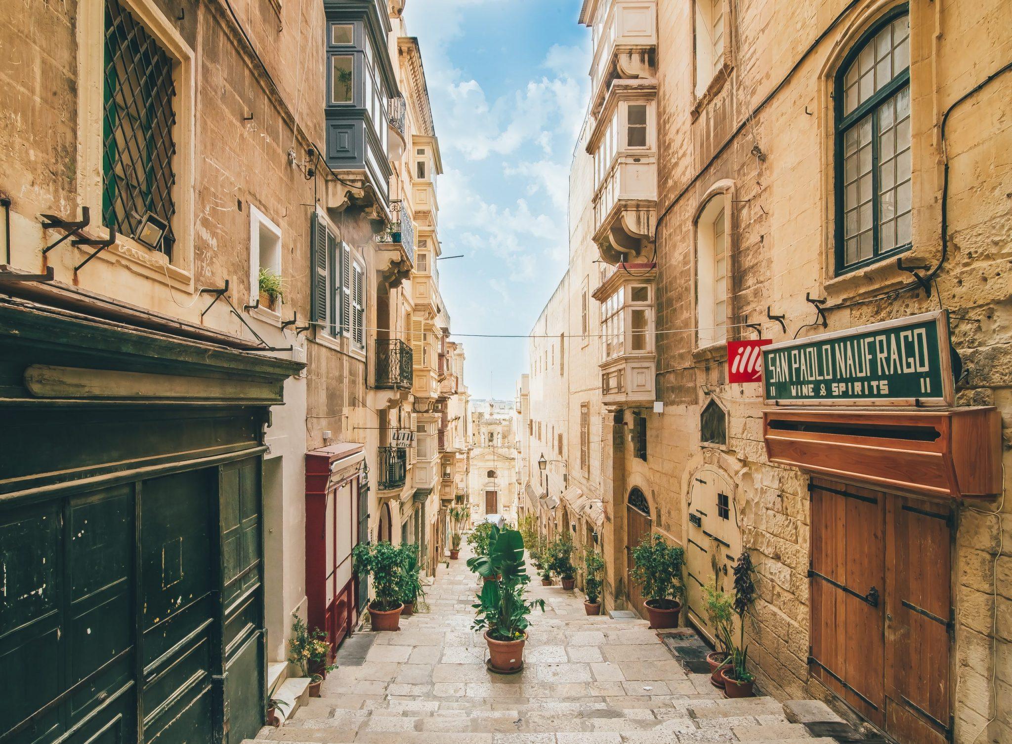 Maltese wines