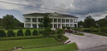 Jesse Duplantis House
