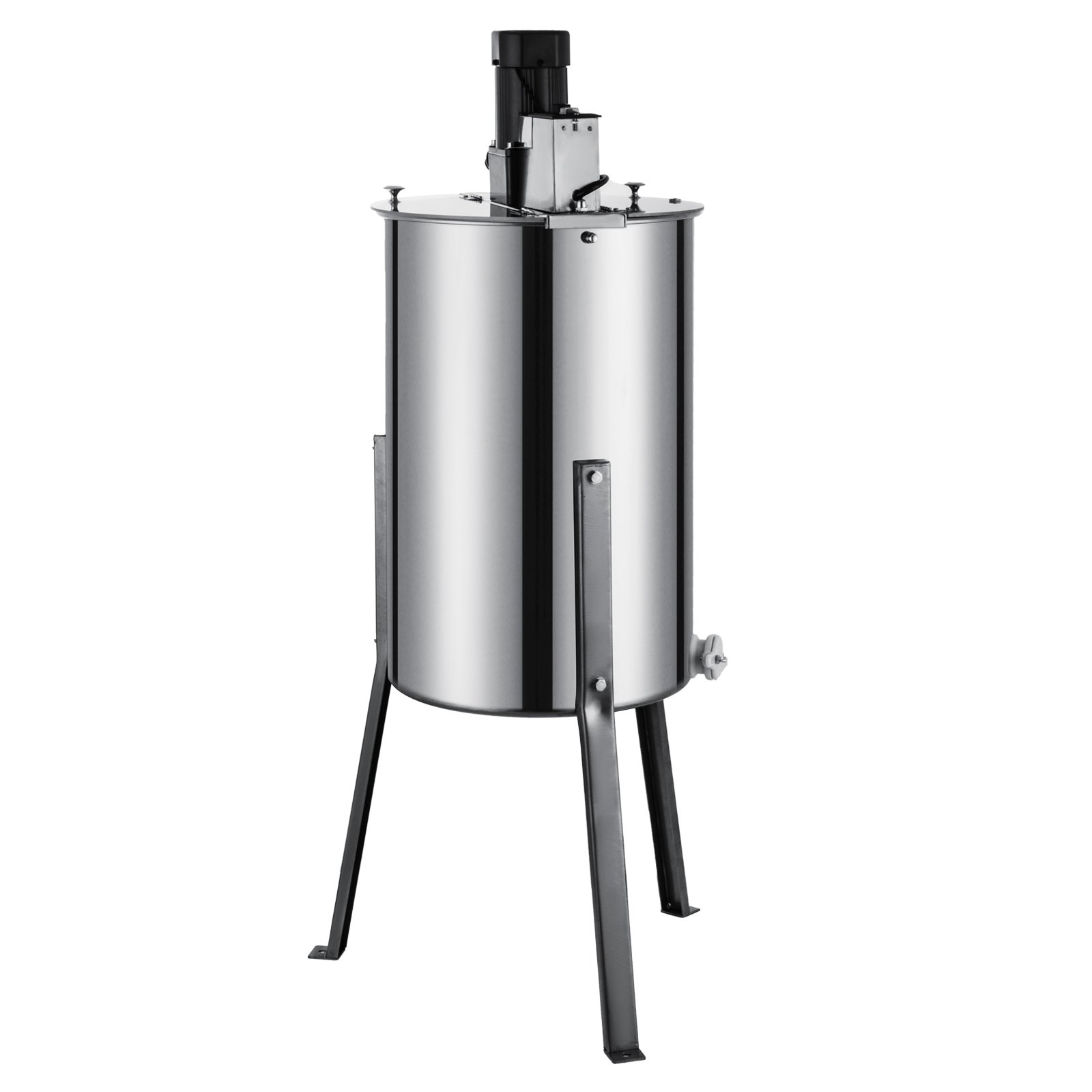 2 Frame, Stainless Steel, Electric Honey  Extractor,