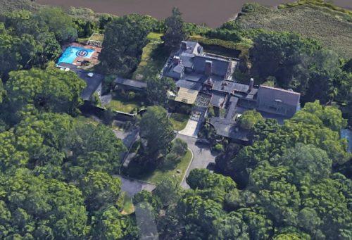Bill Murray house