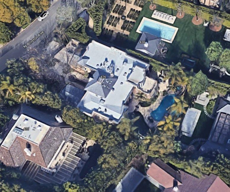 Joan Crawford house